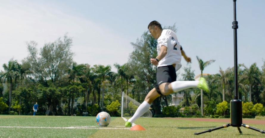 足球运动表现系统